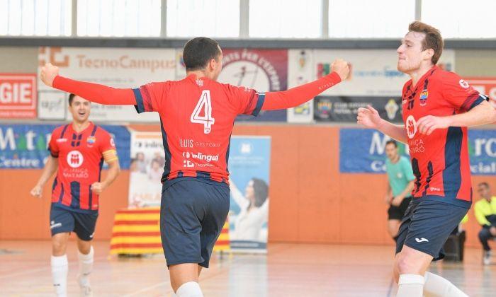 Futsal Aliança Mataró.