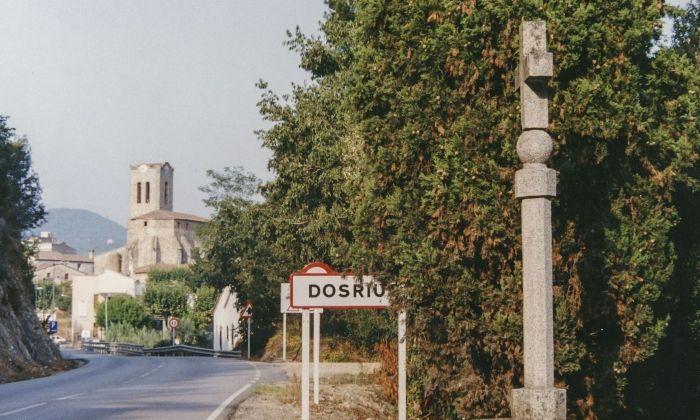 El poble de Dosrius