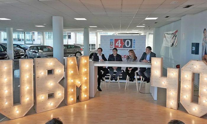 La UBM vol transformar-se en NEM, entitat que aglutini comerç, empresa i restauració.