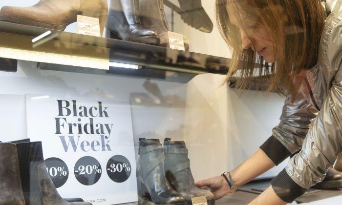 black friday a Mataró