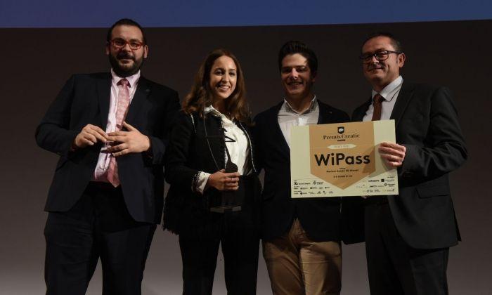 Els guanyadors del Creàtic 2018. Foto: TecnoCampus