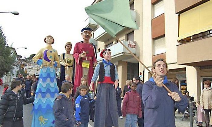 Festa Major d'Hivern de Sant Andreu de Llavaneres