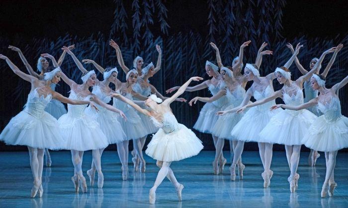 """""""El llac dels cignes"""", a càrrec de Russian Classical Ballet"""