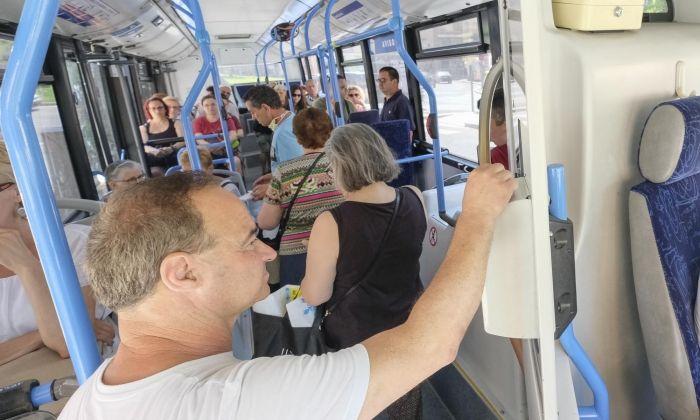 Mataró Bus. Foto: R.Gallofré
