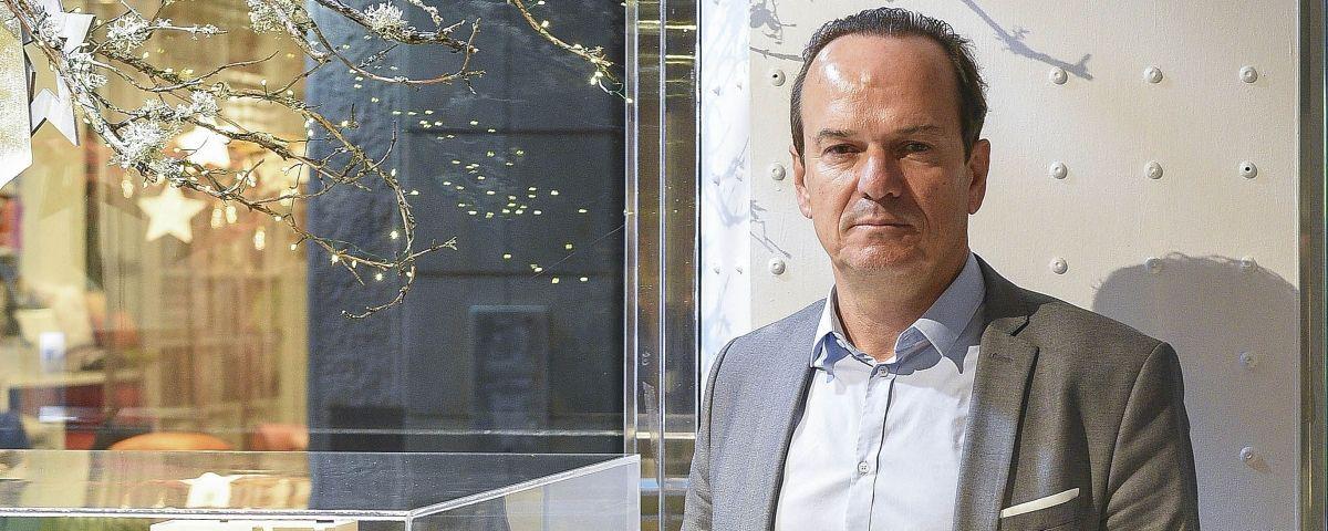 César Fernàndez. Foto: R. G.