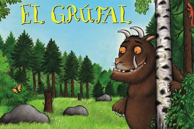 """El grúfal"", de Julia Donaldson"