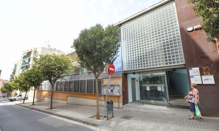 El centre cívic de Rocafonda