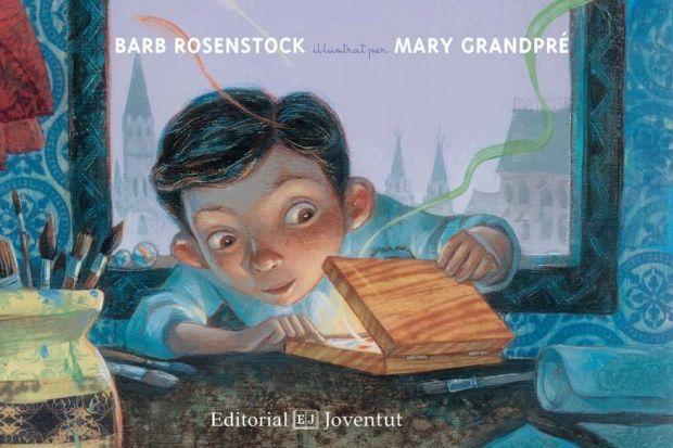 """""""El so dels colors"""", de Barb Rosenstock"""