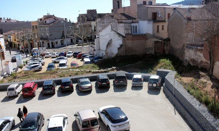 El sector de Can Doro. Foto: Ajuntament