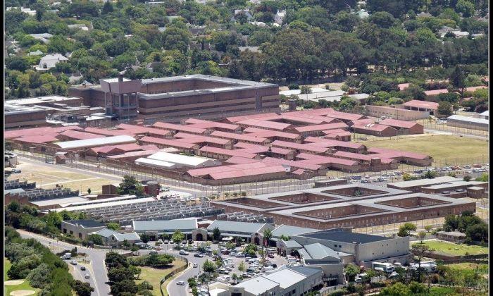 La presó de Pollsmoor, on ha mort l'odontòleg nascut a Mataró.