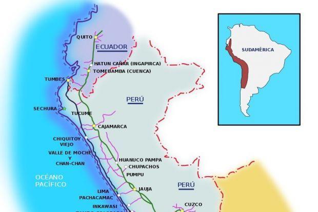 Qhapaq Ñam, el camí andí dels Inques