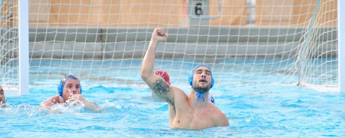 Primera victòria del Quadis Mataró en el playoff. Foto: R.Gallofré