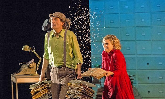 """""""La nena dels pardals"""", de la companyia Teatre al Detall"""