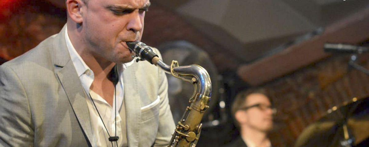 El saxofonista Dani Perez, un dels convidats al primer concert del cicle d'enguany