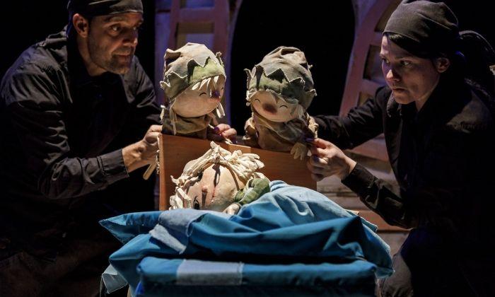 """""""Adéu Peter Pan"""", de Festuc Teatre"""