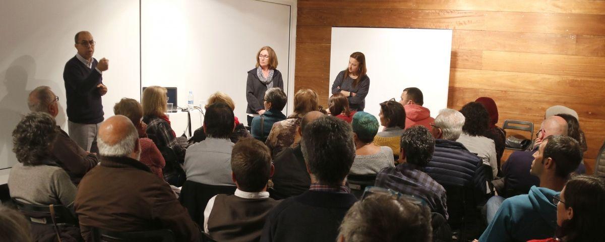 Presentació del projecte. Foto: ACN