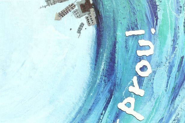 """""""El mar va dir prou!"""", d'Agustín Comotto"""
