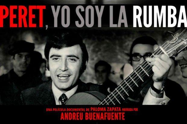 """""""Peret, yo soy la rumba"""", Paloma Zapata"""