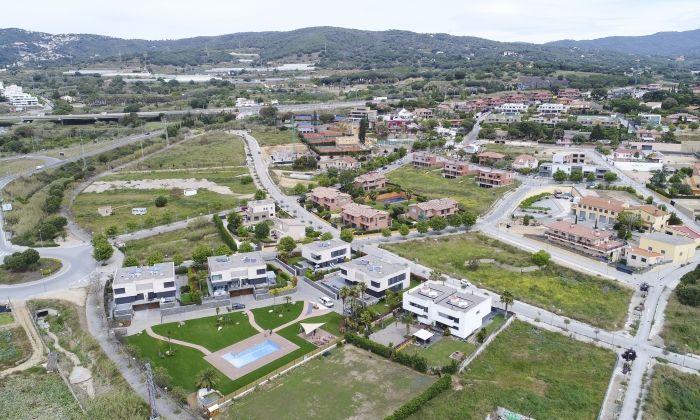 Vista de la urbanització de Can Quirze. Foto: R. Gallofré