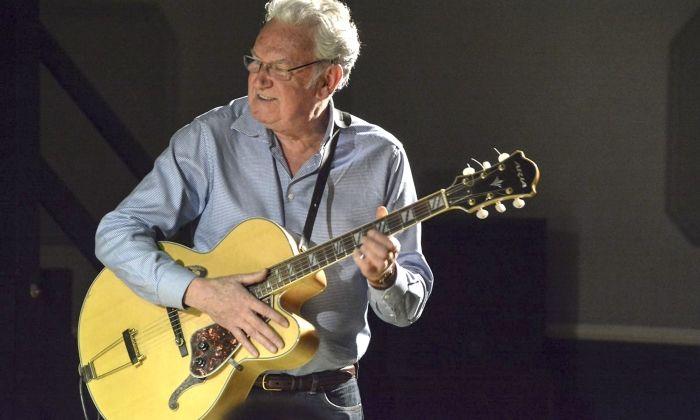 El guitarristes de jazz, Jim Mullen