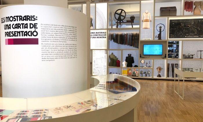 La segona planta del museu. Foto: Ajuntament de Mataró