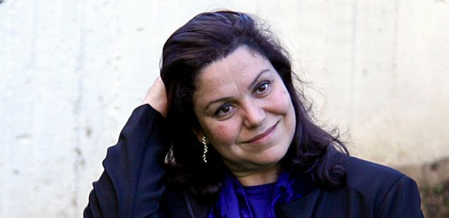 L'escriptora mataronina Care Santos
