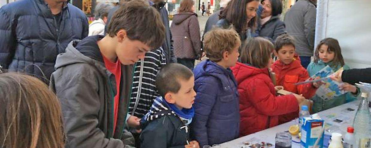 Fira de les Jornades Científiques de Mataró