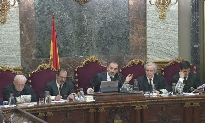 El tribunal del judici de l'1-O