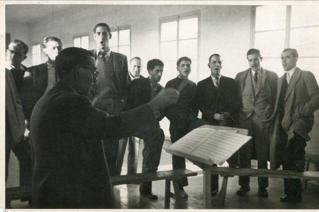 Melodies d'un centenari. La música al Forn del Vidre