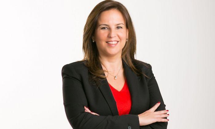 Cristina Sancho, en una foto cedida per C's
