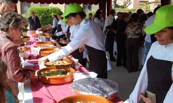 Gastronomia festa del pèsol