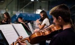 Música en directe de l'Escola de Música El Carreró.