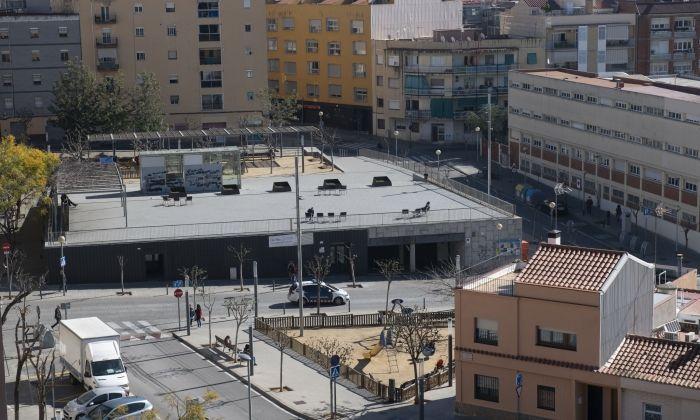 Vista del barri de Rocafonda. Foto: R. G.