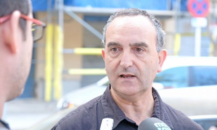 El regidor de Seguretat, Juan Carlos Jerez