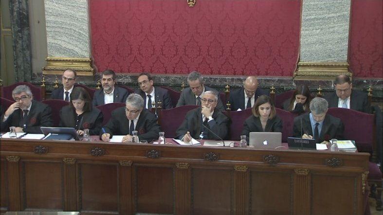 Judici de l'1-O al Suprem. Foto: ACN