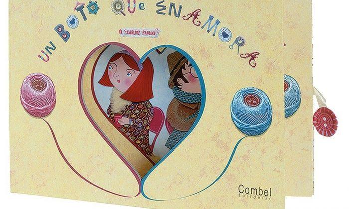 """""""Un botó que enamora"""", de Pauline Carlioz"""
