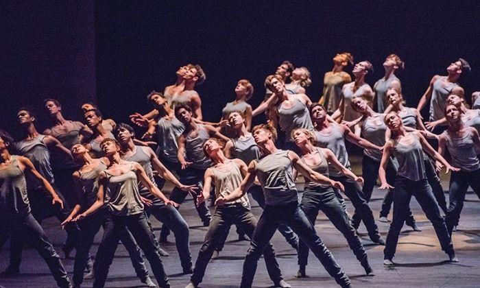 """Mix Ballet"" de Christopher Wheeldon"