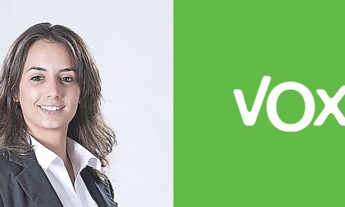 Mònica Lora, candidata de Vox