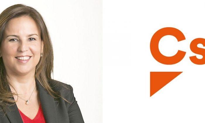 Cristina Sancho, candidata de C's