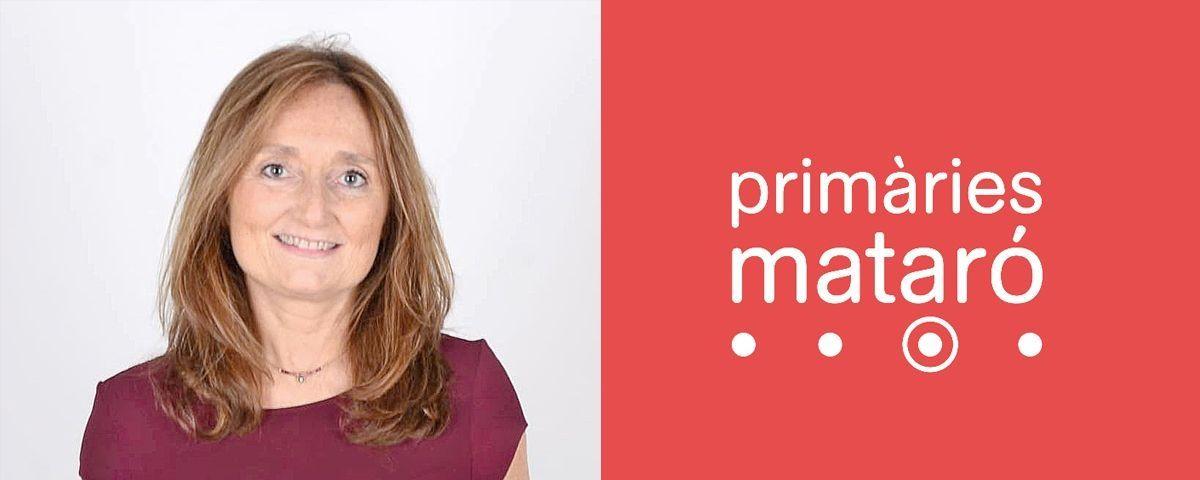 Anna Brun, candidata de Primàries Mataró