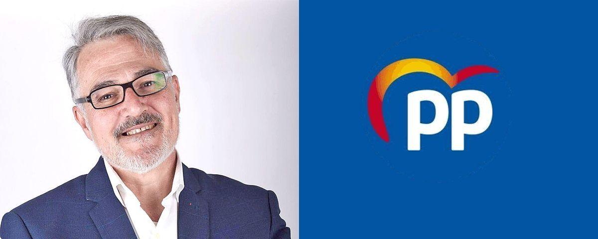 José Manuel López, candidat del PP a Mataró