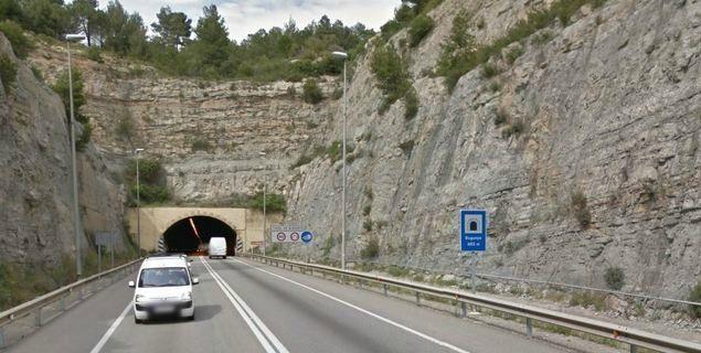 El túnel de Bogunyà