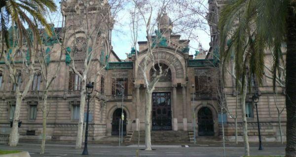 Palau de la Justícia, seu de l'Audiència Provincial de Barcelona.