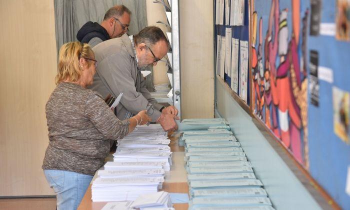 Eleccions Municipals 2019. Foto: R.Gallofré
