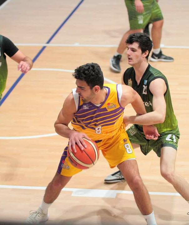 Jordi Juanola en acció