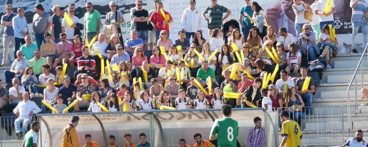 Una imatge del partit. Foto: UD Cirera