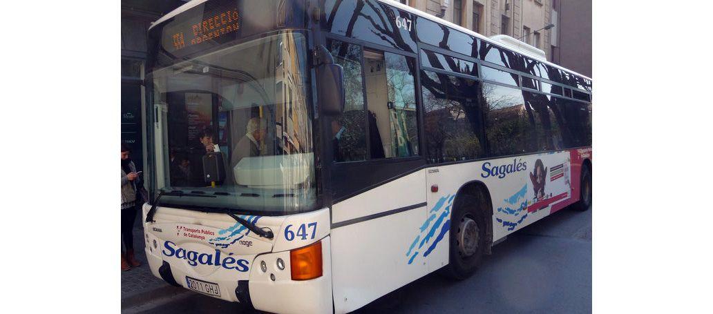 Bus interurbà Argentona - Mataró. Foto: Ajuntament d'Argentona