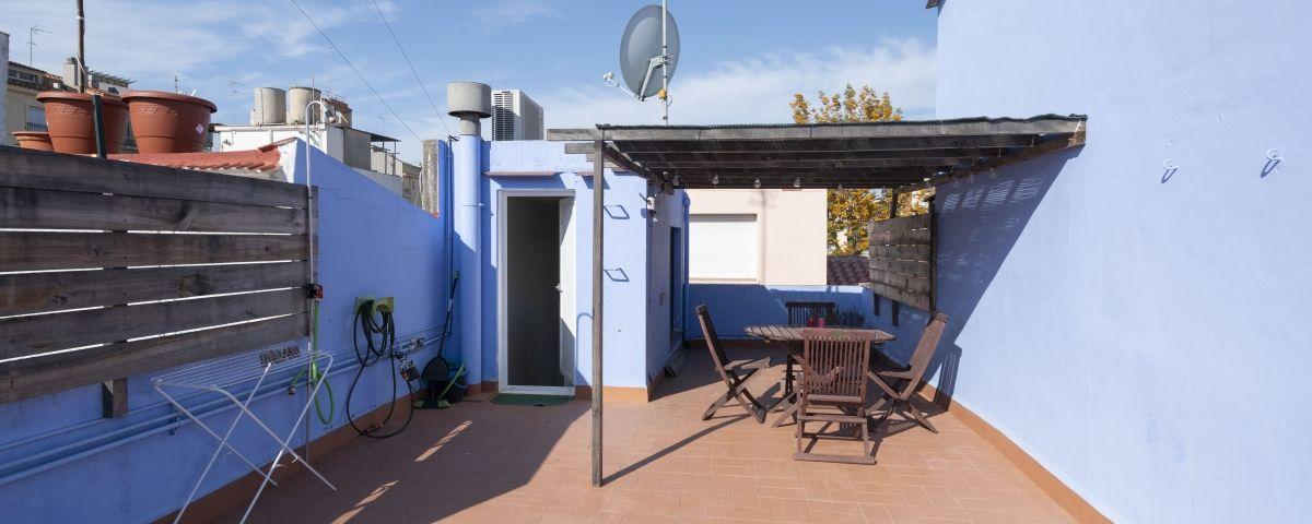 Un pis turístic al carrer del Sac. Fotos: R. Gallofré