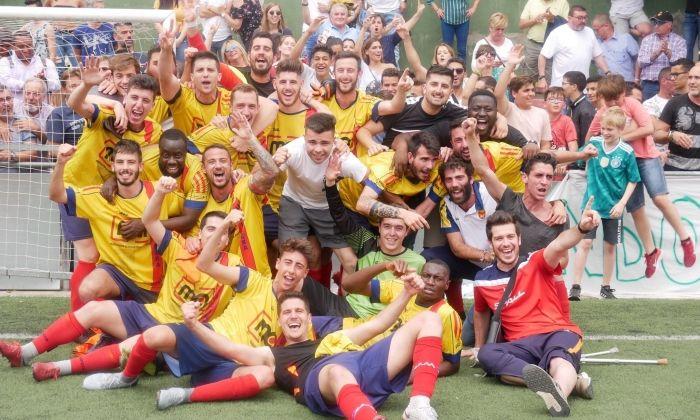 La celebració a Badia del Vallès. Foto: udcirera.
