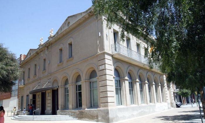 El Cafè de Mar, cente de l'economia social i solidària a Mataró. Foto: PUMSA